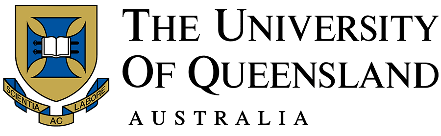 The University Of Queensland Logo Logotype